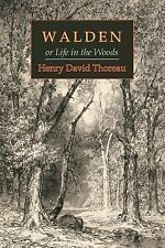 Walden; or, Life in the Woods by Henry David Thoreau (2016, Paperback)