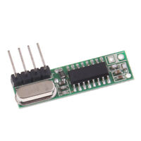 HPD8406M 433MHz ASK Superheterodyne Receiver Module Precise 3.0 ~ 5.5V 115dBm