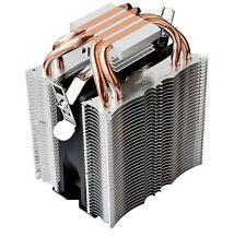 Four heat pipe 4PIN PWM fan CPU Cooler Heatsink for AMD AM2 940 939 754 FX X8