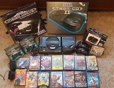 Sega Mega CD 2, Sega Mega Drive, 15 Spiele, Mega Stick