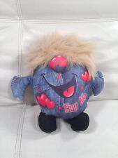 SOFT MICROBEAD PILLOW HUG ME HILLBILLY FUZZY HAIR IMPERIAL TOY LLC MO PLUSH