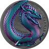 Germania 2020 10 Mark Germania Beasts Geminus Fafnir 2 Oz 999.9 Silver BU Coin