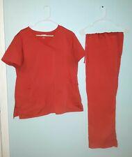 Women's ScrubStar Scrub Set - Large (Red)