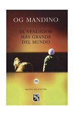 Vendedor mas grande del mundo, El (Nueva Coleccion) (Spanish Edition)