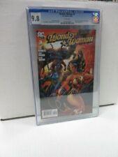 Wonder Woman #3 CGC Universal Grade 9.8