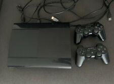 Sony Playstation 3 Super Slim Schwarz Spielekonsole