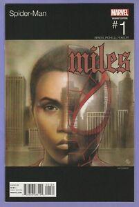 Spider-Man 1 Hip Hop variant Nas Illmatic homage Miles Morales 1st printing