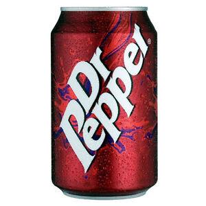 Lilt Fanta Dr Pepper Cherry Coke Pepsi Max Diet Coke Coca Cola Cans 24x330ml