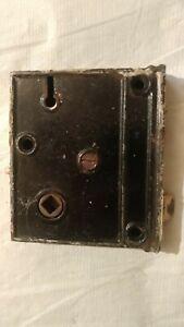 Vintage Square Door Lock - Unbranded