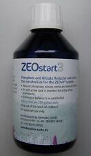ZEOstart 3 Korallenzucht Coburg 250ml  gegen Phosphat  Nitrat  131,60€/L
