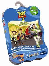 Jeu V.Smile TOY STORY 2 - Buzz à la Rescousse! - 4-6 ans - Vtech-Vsmile