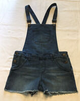 """Cherokee girls shorts overalls Size XL fit 36"""" hips"""