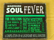 2 CD Northern Soul Fever - Compilation 60 tracks - GSCD27