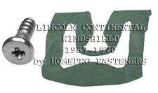 FITS CONTINENTAL 67-70 WINDSHIELD REVEAL MLDG CLIPS KIT 20