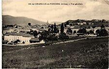 CPA  La Chapelle-en-Vercors (Drome) - Vue générale (350307)
