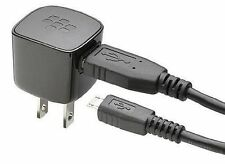 OEM Blackberry Micro USB Wall Charger For Z10 Q10 Z30 Bold 9900 9930 9700 Travel