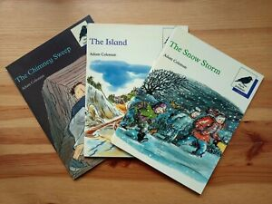 3 x Oxford Reading Tree Books - More Jackdaws - Level/Stage 11