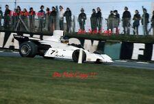 Carlos Reutemann Brabham BT44 F1 Race of Champions 1974 Photograph 2