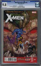 Wolverine & The X-Men (2011 Series) #33 CGC 9.8