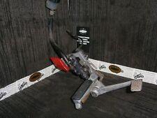 YAMAHA FJR1300 2003 hanger RHS front foot peg master cylinder & brake pedal