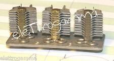 compensatore capacitivo  trimmer condensatore variabile in aria ref 3 GELOSO