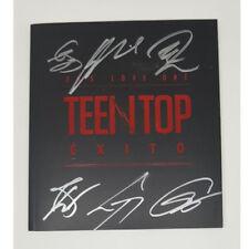 TEENTOP - TEEN TOP [EXITO] - Autographed