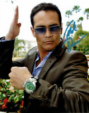 MARK DACASCOS - orginal signiertes GROSSFOTO - Born 2 Die (Cradle 2 The Grave)