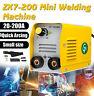 miniGB 200A IGBT DC ARC MMA Mini Electric Inverter Stick Welder Welding Machine