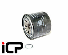 Genuine Oil Filter & Sump Washer Fits: Subaru Legacy H6 Outback Tribeca 3.0 3.6