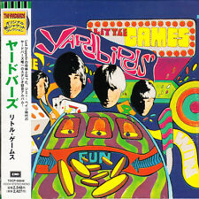 Yardbirds Little Games 1998 Japan Mini LP CD 1st L/E New W/Obi TOCP-50848 Rare