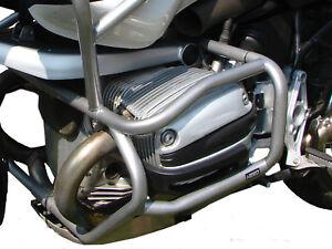 Pare carters Heed BMW R 1150 GS (1999-2004) - Bunker argenté protection moteur