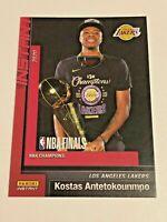 2019-20 Panini Instant Basketball LA Lakers Set #2 - Kostas Antetokounmpo