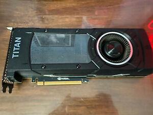 Nvidia Geforce GTX Titan X 12GB GDDR5 (Maxwell)