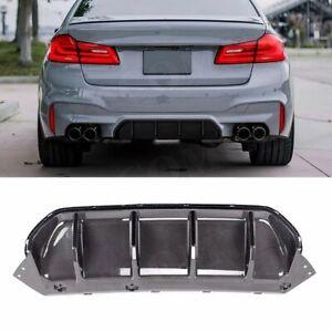 Carbon Fiber Rear Bumper Performance Diffuser For BMW M5 F90