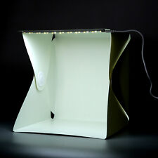 Portable MINI Studio photo boîte Photography Backdrop Built-In Light photo boite Os