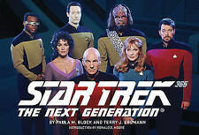 Star Trek: The Next Generation 365 by Paula M. Block, Terry J. Erdmann (Hardback, 2012)