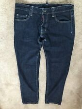 Dsquared Jeans Men size 48 ultra rare authentic 100% authentic