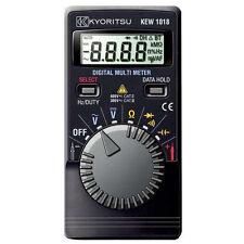 Kyoritsu KEW1018H card Digital Multimeters  (Hard case type) 4000counts NEW