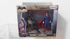 Superhelden DC Comics Schleich 2 x Figur Batman v Superman 22529 in Box ovp