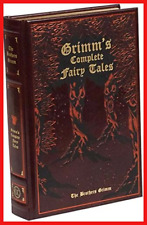 Grimm's Complete Fairy Tales Leather-bound Classics