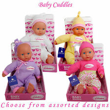 Hard Plastic Baby Dolls & Accessories with Battery-Operated