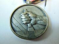 Médaille CHEMINOT  1945 Guerre 1939-45 Collection argenté