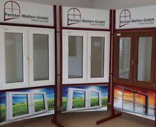Fenster aus Kunststoff fürs Badezimmer