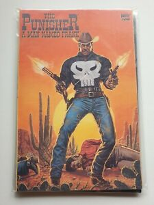 Punisher A Man Named Frank Deluxe One-Shot (Marvel 1994) - Dixon & Buscema