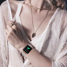 JewelTech 5 - Women Apple Watch Strap - Lattice Pattern and Zircon Studded