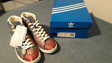Scarpe uomo Adidas Pharrell Williams Jacquarad Stan Smith Mid n 8 1/2 US 42 F