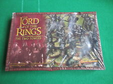 LORD OF THE RINGS - URUK-HAI SIEGE TROOPS - BOX SET - WARHAMMER - SEALED