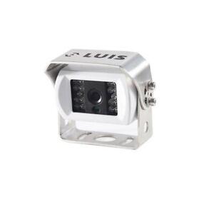 LUIS Professional Rückfahrkamera integr. Heizung, IP69k Camper, Transporter, LKW