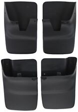 Genuine OEM Ford Ranger Splash Guard Mud Flap Set - Front & Rear - Ranger 98-07