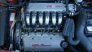 ALFA ROMEO 156 ENGINE / MOTOR 2.5LTR V6 PETROL, AR16102, 02/99-04/00
